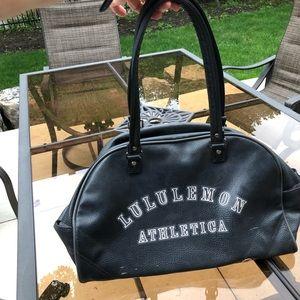 Y2K lululemon Gym/Overnight Bag